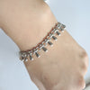 Teardrops Silver Bracelet - Chainless Brain - 4