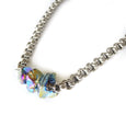 Aura Quartz Statement Necklace - Chainless Brain