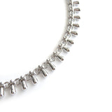Teardrops Silver Necklace - Chainless Brain - 2