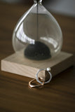 Pearl Facet Ring (Silver) - Chainless Brain - 2