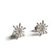 Snowflake Earrings - Chainless Brain