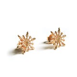 Snowflake Earrings - Chainless Brain - 3