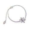 Mini Snowflake Bracelet - Chainless Brain