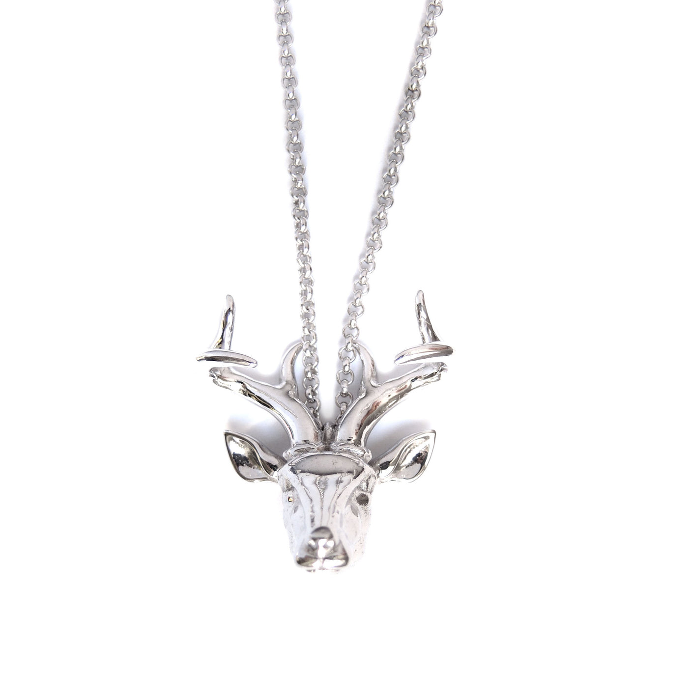 Reindeer Necklace - Chainless Brain