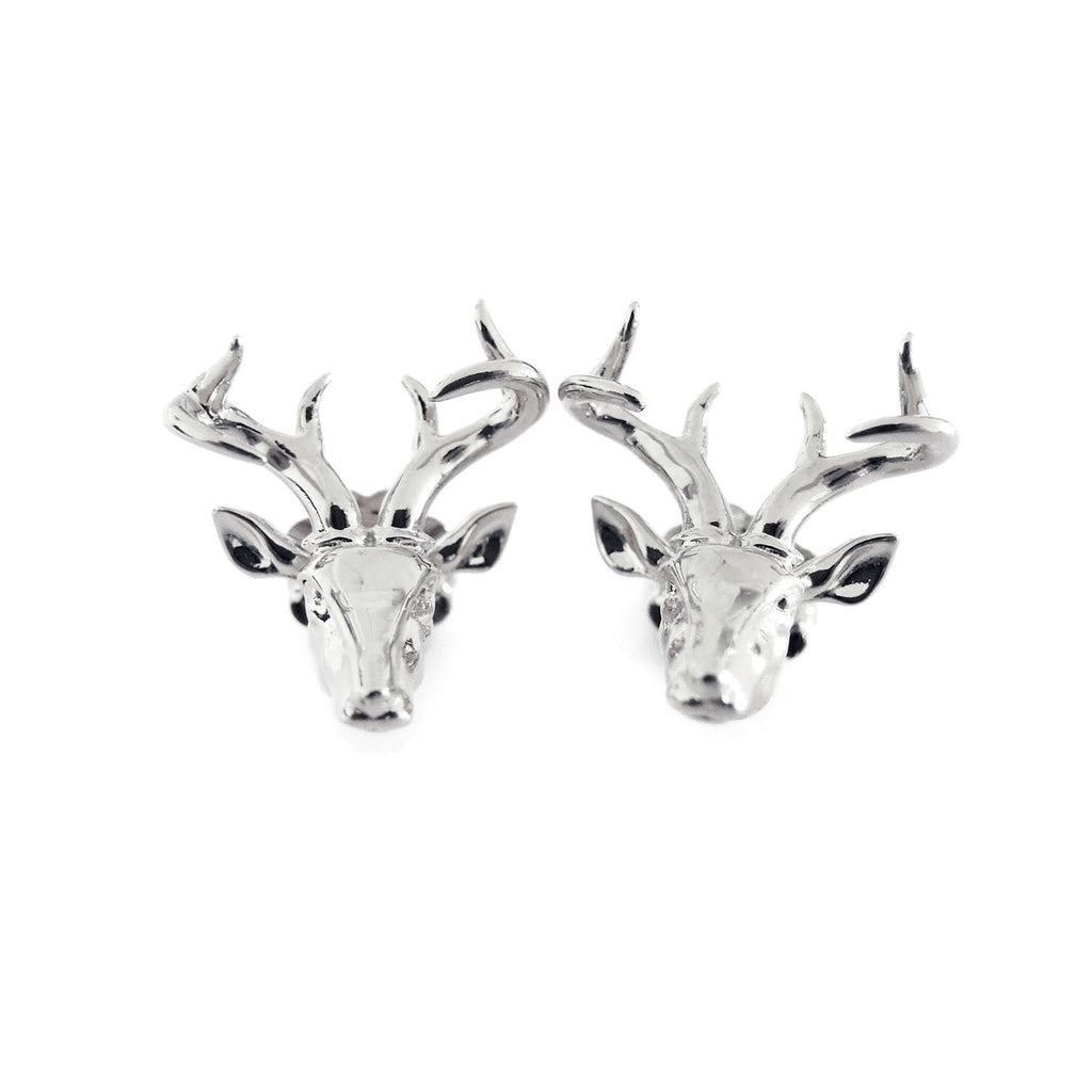 Reindeer Earrings - Chainless Brain - 5