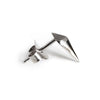 Diamond Studs (Dark Silver) - Chainless Brain - 3