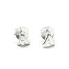 Alphabet Earrings A - Z - Chainless Brain - 1