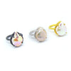 Pearl Ring (Silver) - Chainless Brain - 3