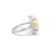 Pearl Ring (Silver) - Chainless Brain - 2