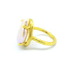 Pearl Ring (Yellow Gold) - Chainless Brain - 3