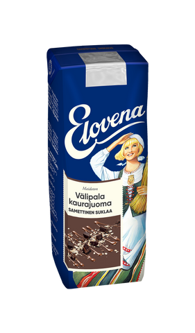 Elovena Chocolate Snack Drink (2.5 dl)