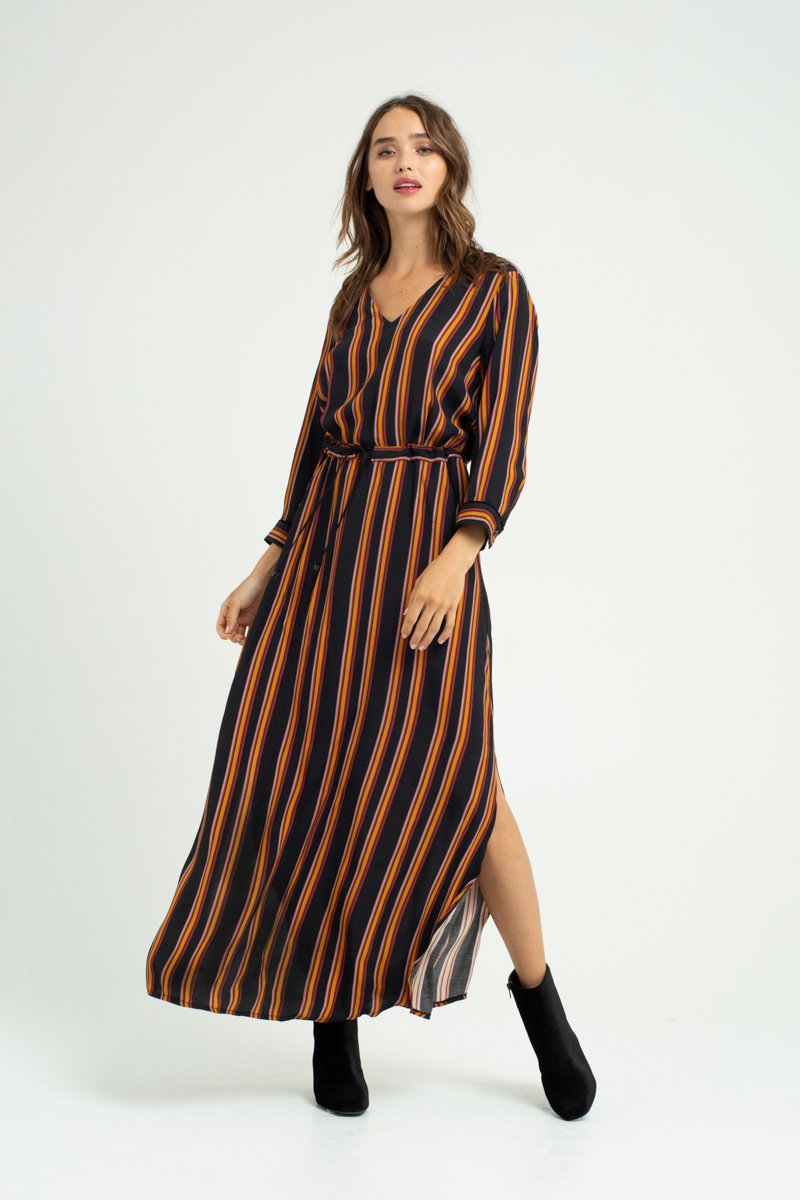 RANGEE LONG DRESS
