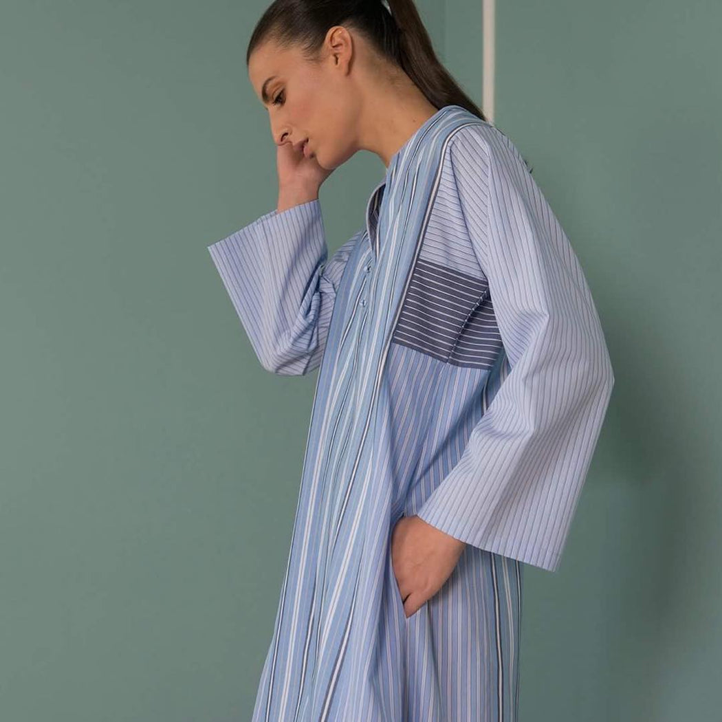 NOVELLA SHIRT DRESS