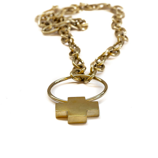 AND GOLD PLATED NECKLACE - justBrazil store