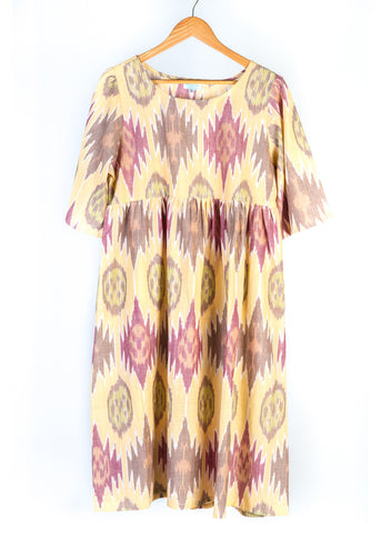 KALI YELLOW DRESS - justBrazil store