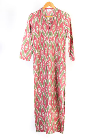 KORINA IKAT WATERMELON DRESS - justBrazil store