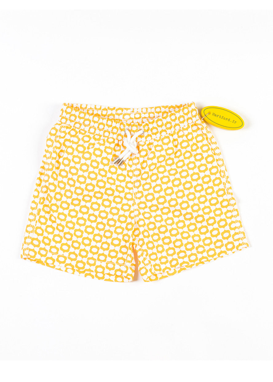 YELLOW RIO BOY SWIMWEAR - justBrazil store