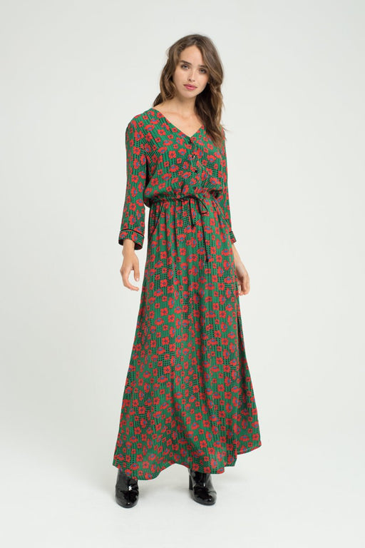 RECONNUE LONG DRESS