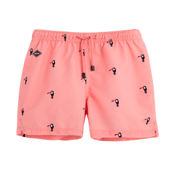 TOUCAN SWIM SHORTS - justBrazil store