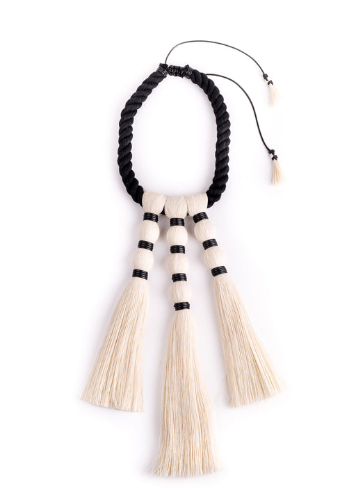 TRES BRUJAS BLACK NECKLACE - justBrazil store
