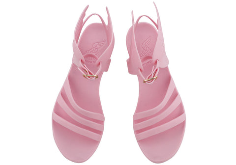 IKARIA PALE PINK SANDALS - justBrazil store