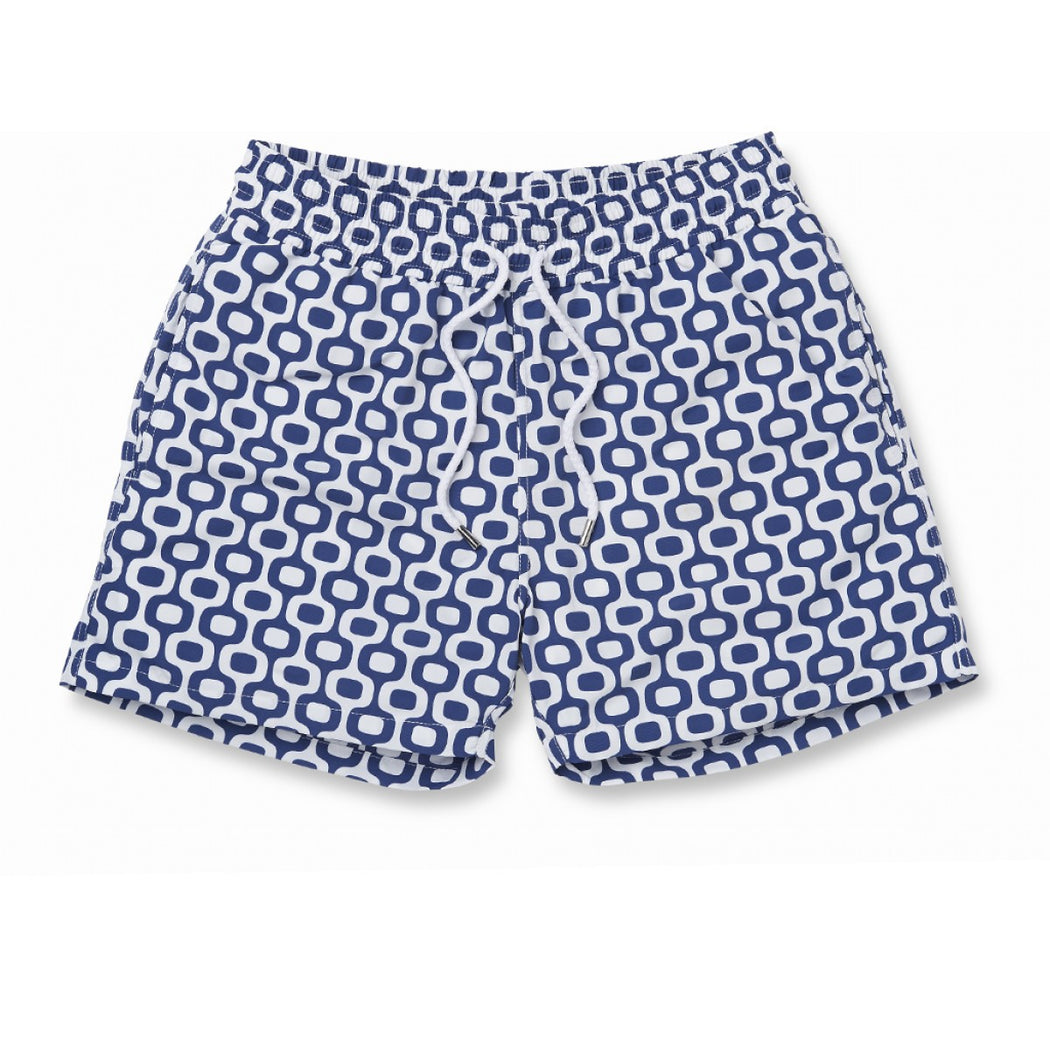 IPANEMA NAVY BLUE SHORT SWIM SHORTS