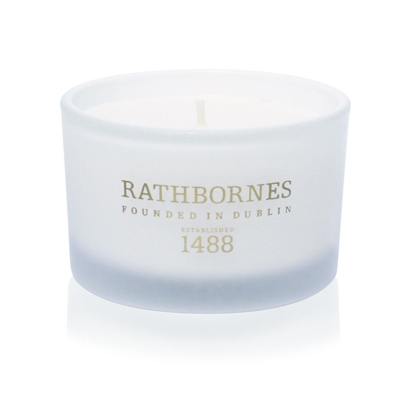 Rosemary, Fougere & Camphor Scented Travel Candle