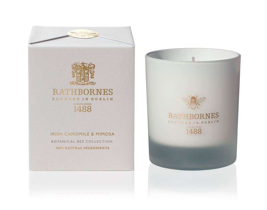 Camomile & Mimosa Candle