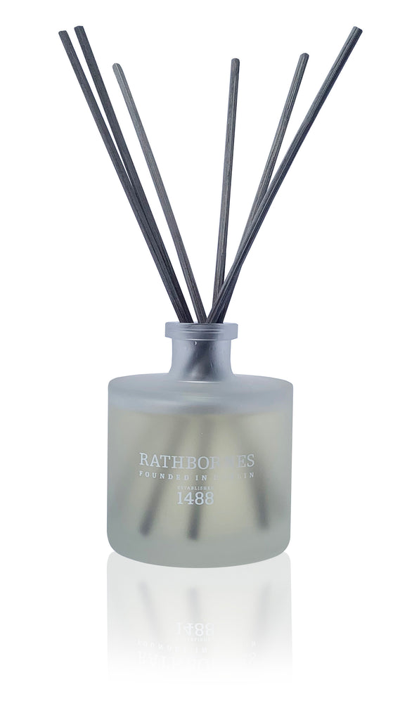 Dublin Dawn Reed Diffuser (Irish Rock Rose, Davana and Raspberry)