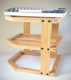 3-Tier Keyboard Shelf for 60% Keyboards
