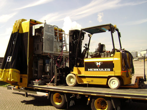 Machinery Removals