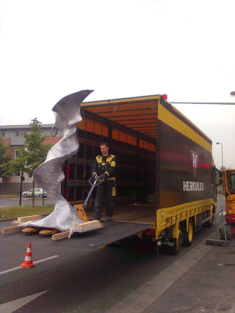 Large Art Removals