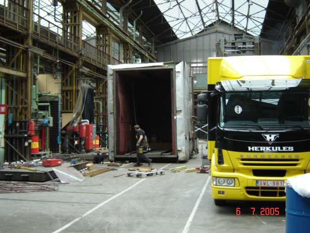 Industrial Removals