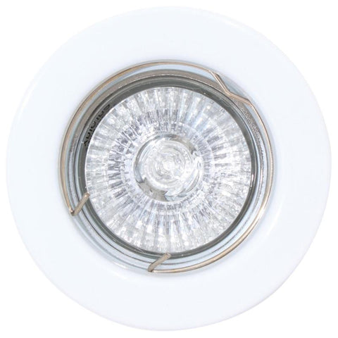 Downlight Dichronic GU 10 PAR 16 220V Satin Chrome