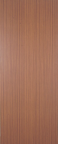 Wooden Door Print Hardboard  Exposed Edges