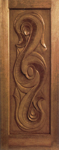 Wooden Door Hardwood Symphony