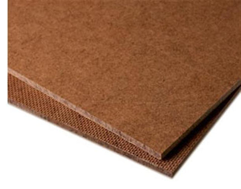 Masonite Standard Brown