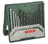 Bosch Drill Bit Set Mixed 15 Piece