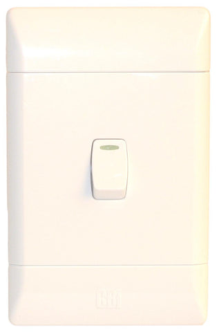 Light Switch 1 Lever CBI