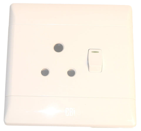 Switch Plug Single CBI