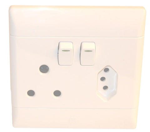 Switch Plug Euro Vertical CBI