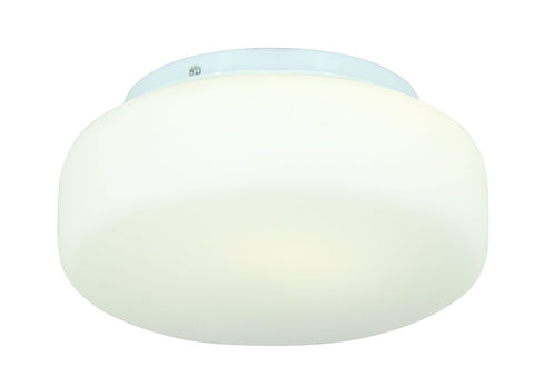 Light Fitting 250mm Cheese Round