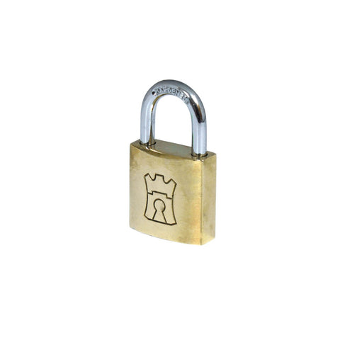 Padlock Fort Knox Brass