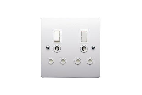 Switch Socket 4x4 Titan