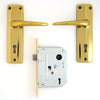 Lockset Fort Knox Mortice