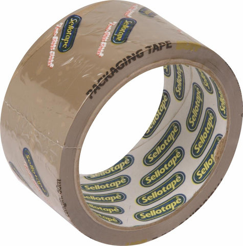 Sellotape Buff Tape
