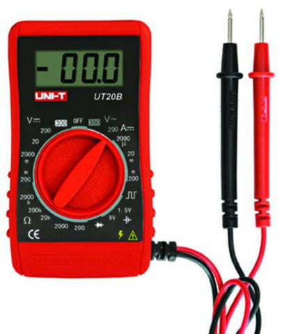Multimeter Digital Uni-T Ut20B