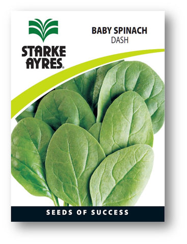 Seed Baby Spinach
