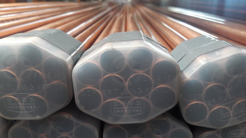 Copper Tube High Density SABS Class 0