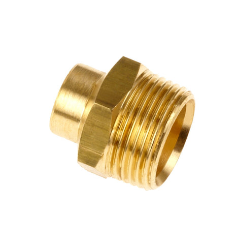 Copper Solder CxMI Straight Coupler Reducer 15X3/4